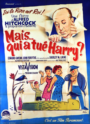 Trouble With Harry by Alfred Hitchcock ()
