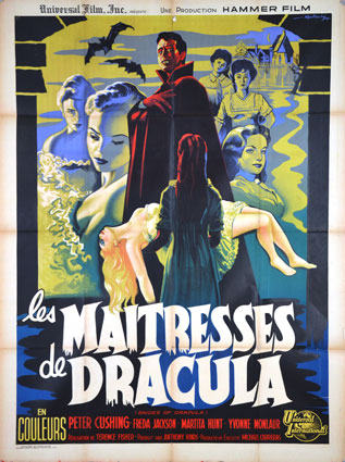 BRIDES OF DRACULA (the)