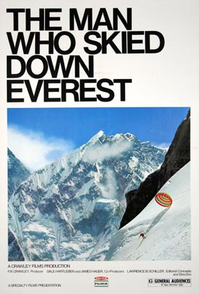 MAN WHO SKIED DOWN THE EVEREST (the)
