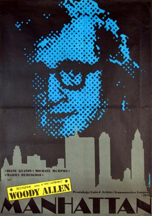 Manhattan par Woody Allen