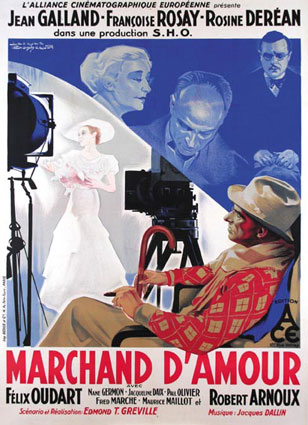 Marchand D'amour by Edmond T Greville
