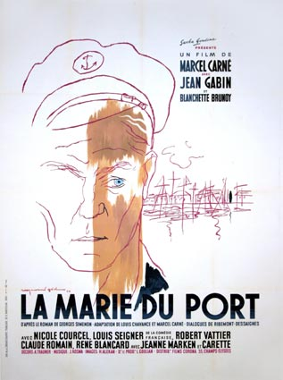 Marie Du Port (la) by Marcel Carne