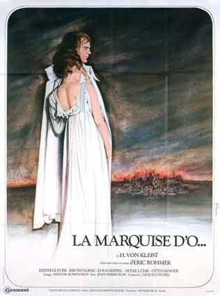Marquise D'o (la) by Eric Rohmer (47 x 63 in)