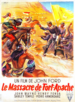 Fort Apache by John Ford ()