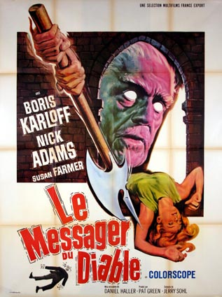 MESSAGER DU DIABLE (le)