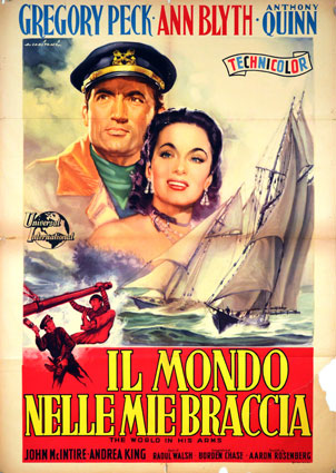 World In His Arms (the) by Raoul Walsh