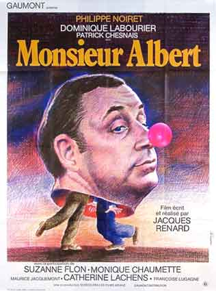 Monsieur Albert par Jacques Renard