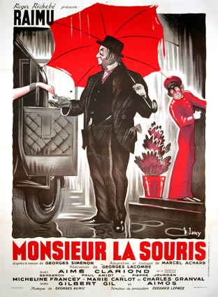 Monsieur La Souris movie