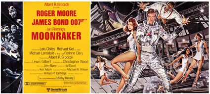 Moonraker by Lewis Gilbert ()