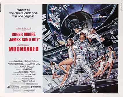Moonraker by Lewis Gilbert