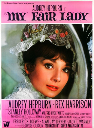 My Fair Lady² by George Cukor