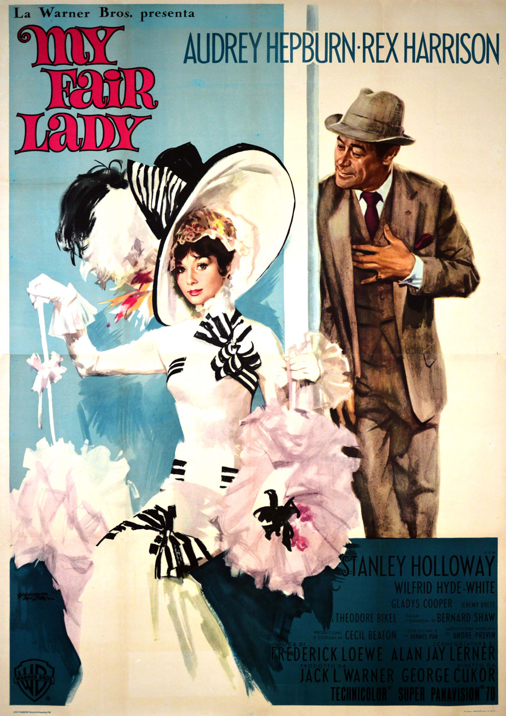 My Fair Lady par George Cukor
