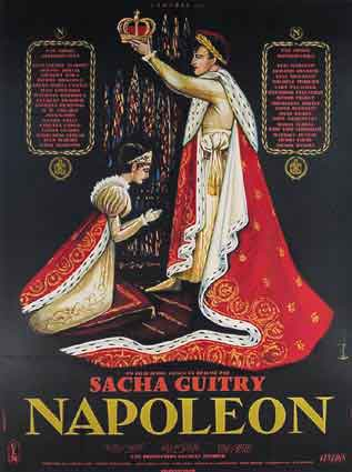 Napoleon by Sacha Guitry (47 x 63 in)