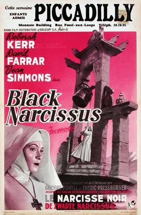 Black Narcissus movies