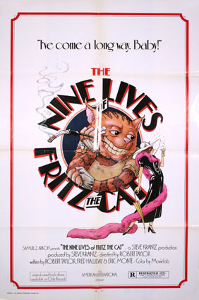 NINE LIVES OF FRITZ THE CAT (the)