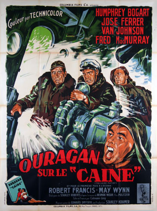 Caine Mutiny (the) by Stanley Kramer (47 x 63 in)