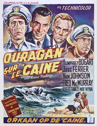 Caine Mutiny (the) by Stanley Kramer
