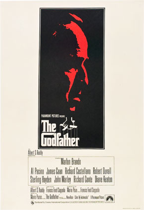 Godfather (the) by Francis Ford Coppola (27 x 41 in)