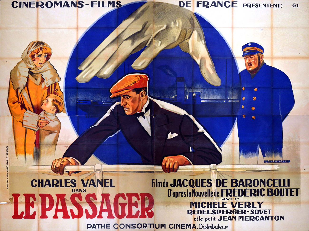 Passager (le) by Jacques De Baroncelli