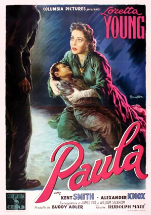 Paula by Rudolph Mate (55 x 78 in)