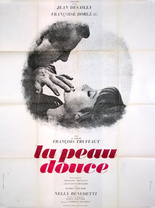 Peau Douce (la) by Francois Truffaut (47 x 63 in)