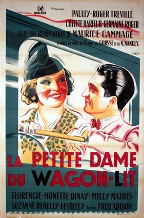 Petite Dame Des Wagons Lits (la) by Maurice Cammage ()