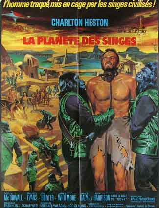 Planet Of The Apes by Franklin Schaffner