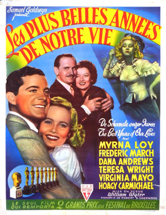 Best Years Of Our Lives (the) by William Wyler