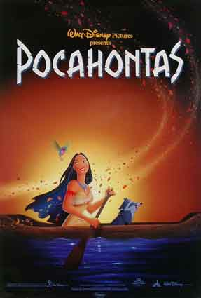 Pocahontas by Walt Disney