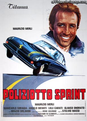 Poliziotto Sprint by Stelvio Massi
