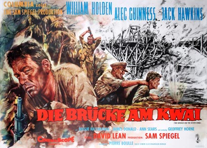 Bridge On The River Kwai (the) by David Lean