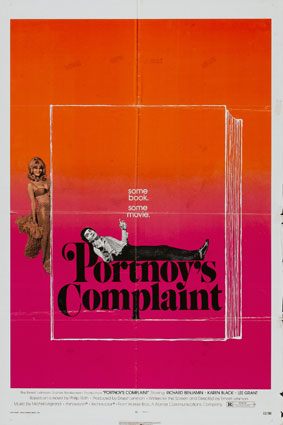 Portnoy's Complaint by Ernest Lehman (27 x 41 in)