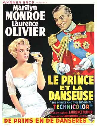 Prince And The Showgirl (the) by Lawrence Olivier