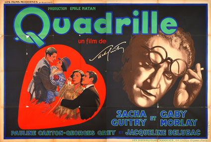 Quadrille par Sacha Guitry