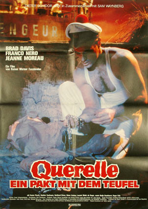 Querelle by Rainer Werner Fassbinder (23 x 33 in)