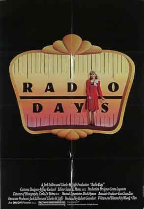 Radio Days par Woody Allen ()
