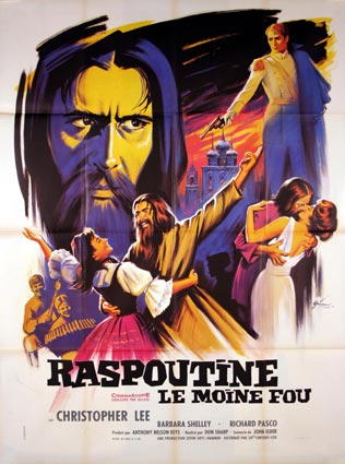 RASPUTIN THE MAD MUNK