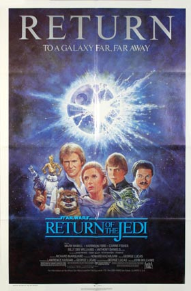 Return Of The Jedi by Richard Marquand