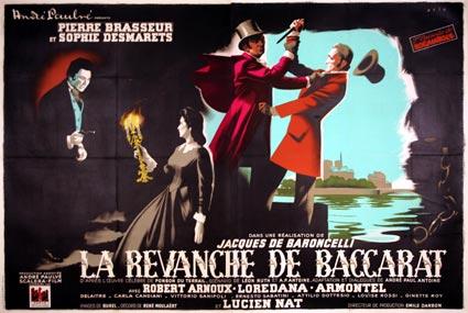 REVANCHE DE BACCARAT (la)
