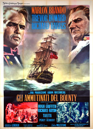 Mutiny On The Bounty by Lewis Milestone