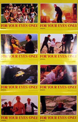 For Your Eyes Only by John Glen