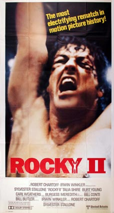 Rocky Ii by Sylvester Stallone ()