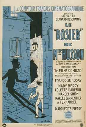 ROSIER DE MADAME HUSSON (le)