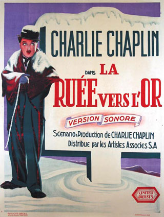 Gold Rush (the) by Charles Chaplin