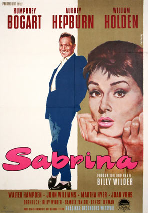 Sabrina by Billy Wilder ()