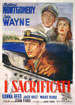 They Were Expendable by John Ford (55 x 78 in)