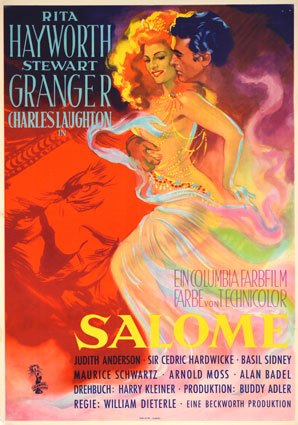 Salome par William Dieterle (60 x 80 cm)