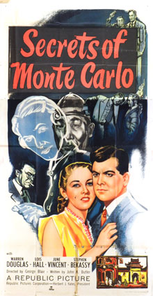 Secrets Of Monte Carlo (the) by George Blair ()