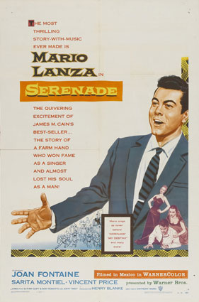Serenade by Anthony Mann ()