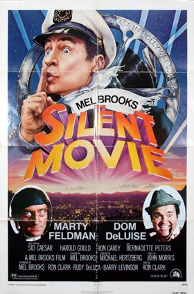 Silent Movie by Mel Brooks (27 x 41 in)
